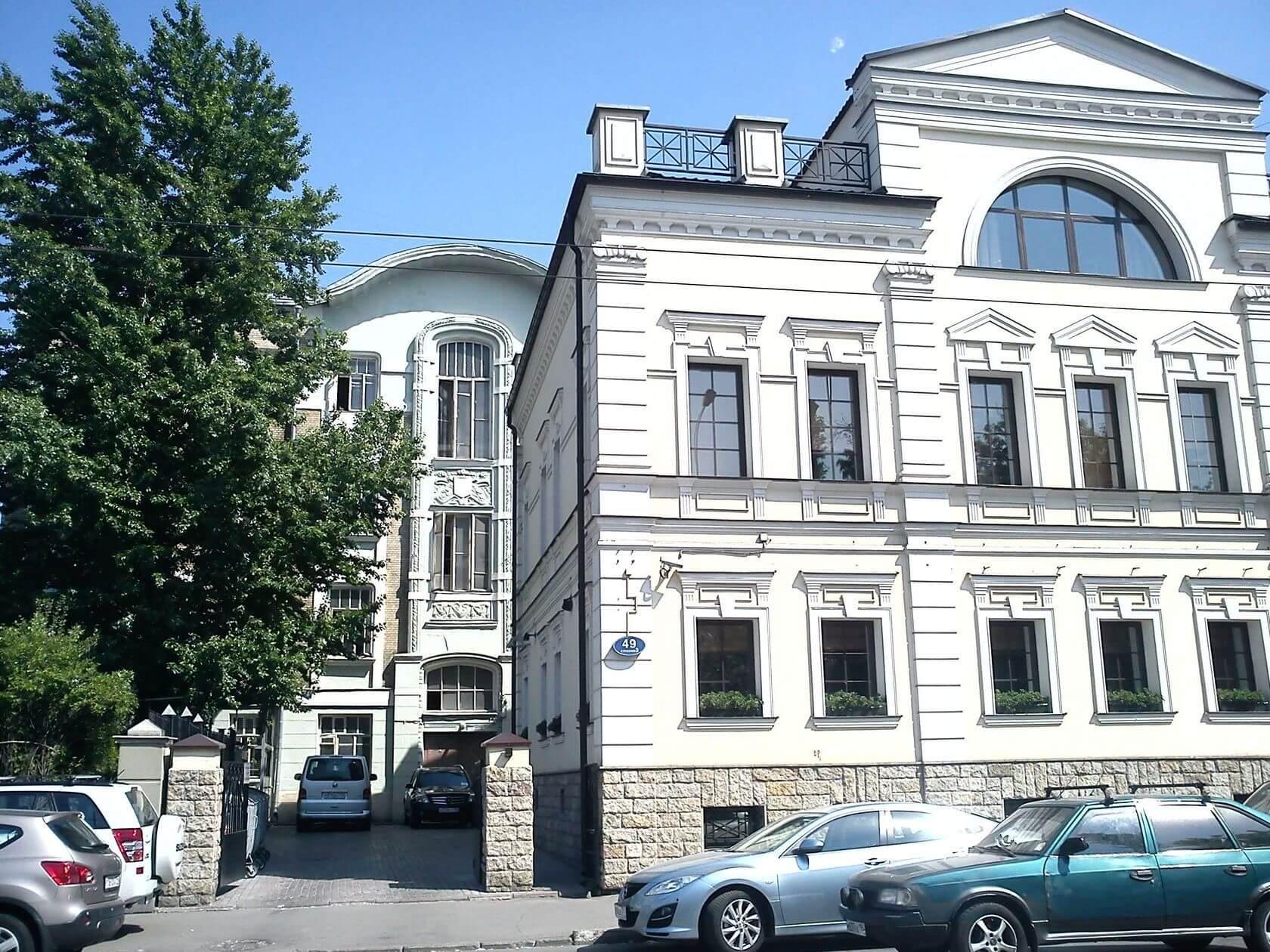 Доходный дом Толоконникова