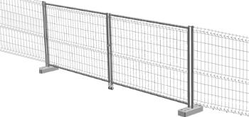 Калитки и ворота для ограждений